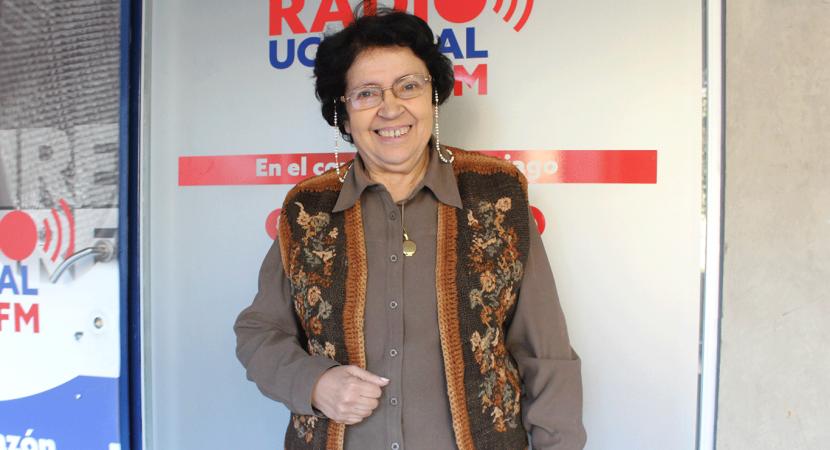 Profesora María Victoria Peralta postula al Premio Nacional de Ciencias de la Educación 2019