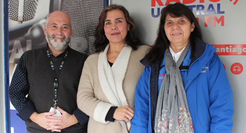 Claudia Sagredo dueña de empresa de seguridad se refirió a los desafíos que significa entregar este tipo de servicios