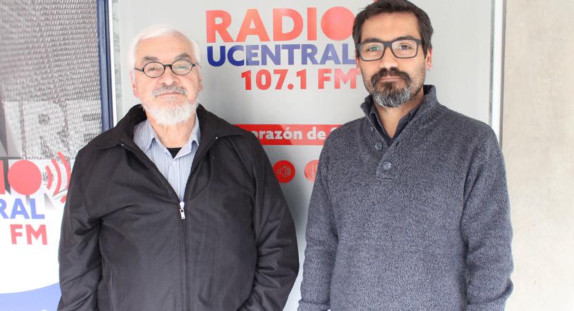 Profesor de la Universidad Central, Daniel Palacios, relató su paso por París para  conocer la sociología jurídica