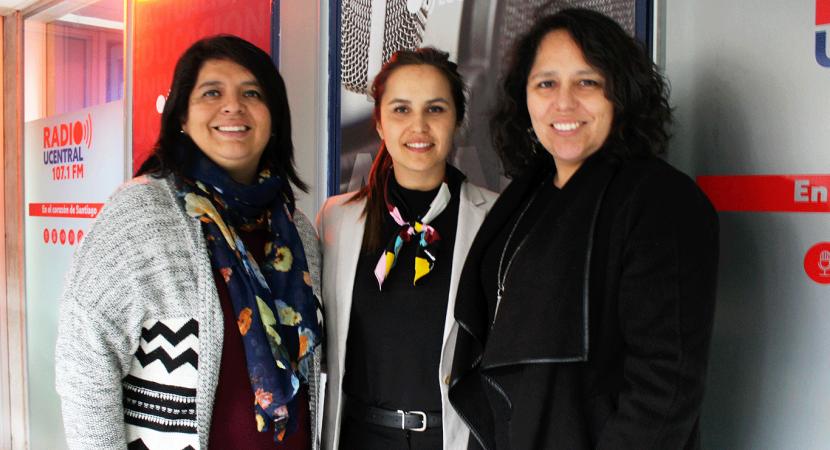 Javiera Sandoval Quiroz, Premio Nacional de Relaciones Públicas 2019, estuvo en Con Mirada de Mujer.