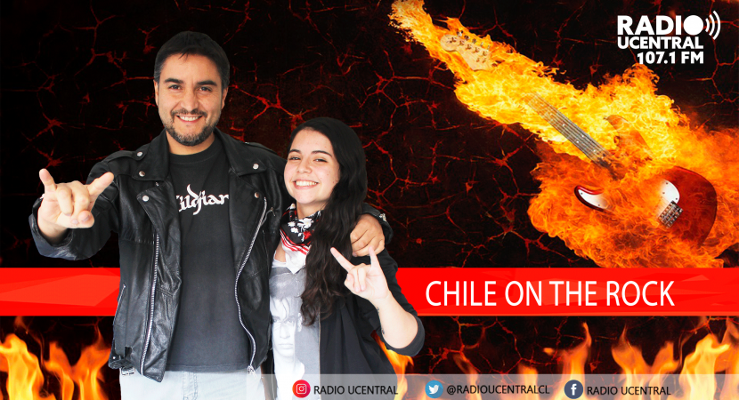 Chile on the Rock 13/8/2019