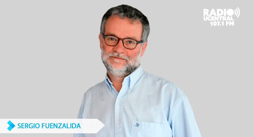 Sergio Fuenzalida Abogado y académico U.Central
