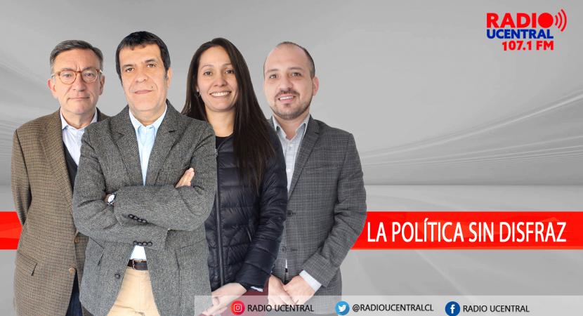 La Política sin Disfraz 10/10/2019