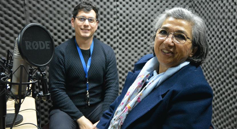 Especialista en envejecimiento Doris Sequeira entregó detalles sobre cómo enfrentar la tercera edad en Chile