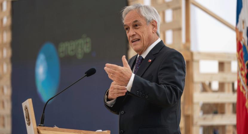 Presidente Sebastián Piñera anuncia plan de desconfinamiento «Paso a Paso»