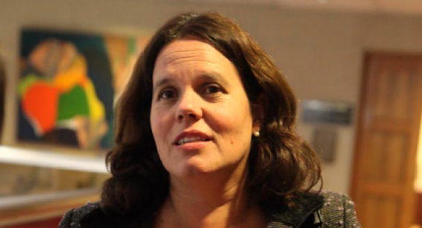 Diputada Maya Fernández  sobre igualdad de género: «debe ser liderada por alguien que crea en este cambio»