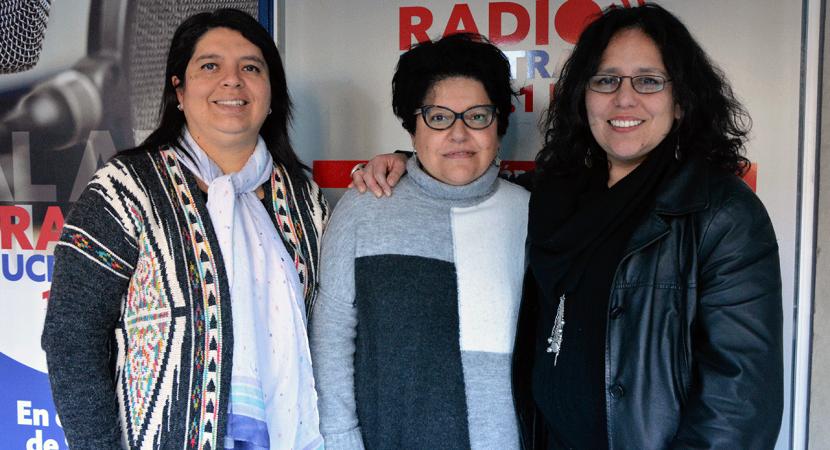 Socióloga feminista Tatiana Hernández comparte su experiencia en temáticas de liderazgo en las mujeres