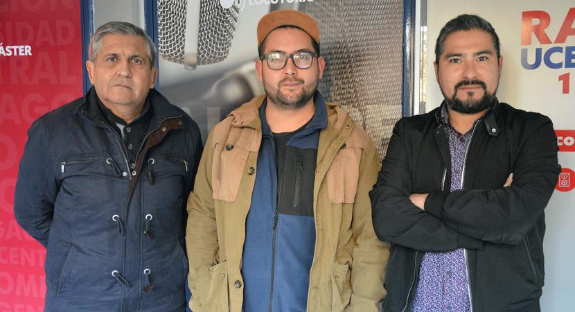 Educador popular Martín Rojas ahondó en cómo los hombres reflexionan frente al feminismo