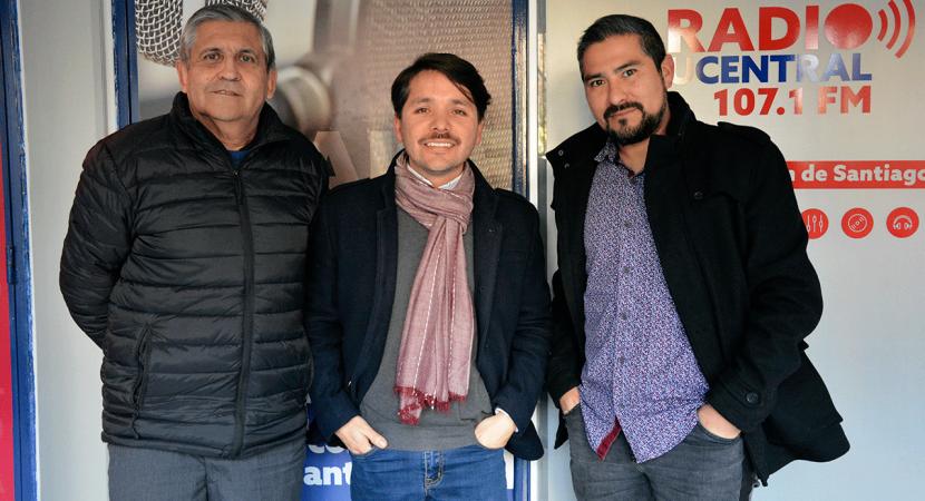 Víctor Fuentes del Servicio Evangélico para el Desarrollo en Santiago se refirió a la Ley de Participación Ciudadana