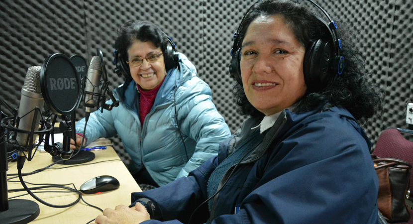 Historiadora Lucia Godoy relató la importancia y los valores que significan aplicar la pedagogía en Chile