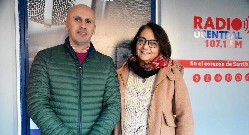 Académica de la Universidad Central Elena Araya se refiere a las prácticas progresivas de los profesores en formación