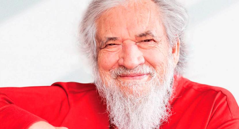 Falleció reconocido escritor y psiquiatra chileno Claudio Naranjo