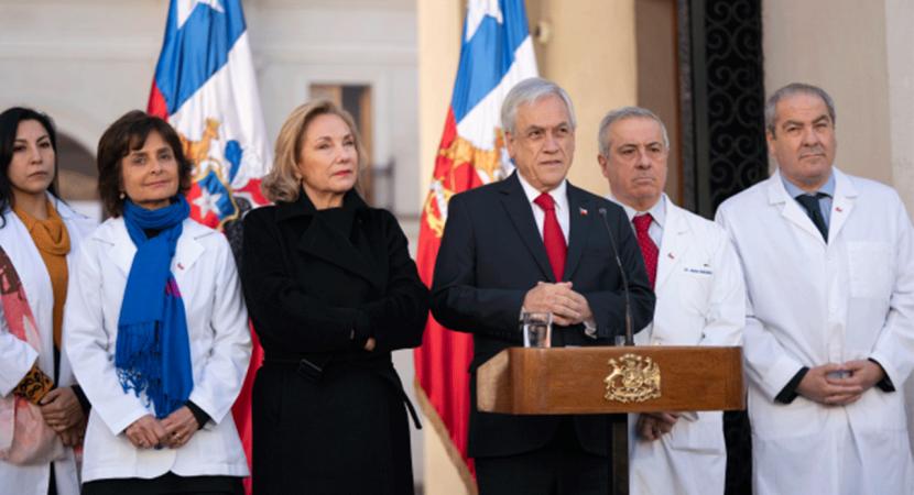 Presidente Sebastián Piñera aumenta cobertura de salud del Plan Auge incorporando al Alzheimer y cuatro tipos de cáncer