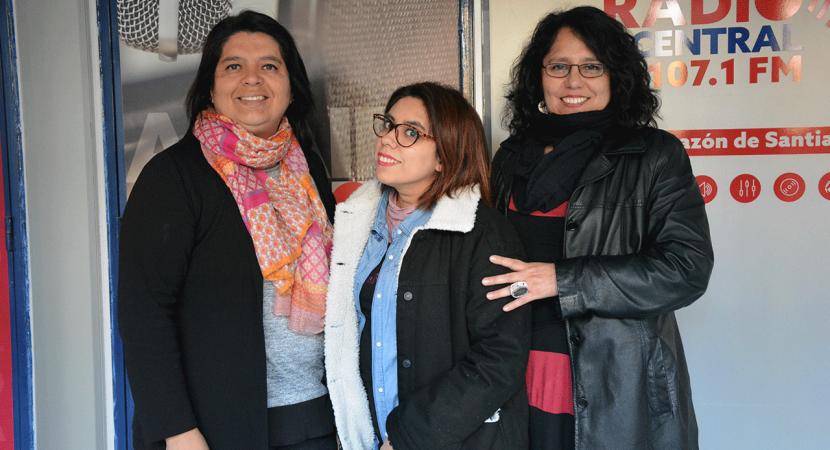 Creadora del sitio Ahoramujeres.cl cuenta su experiencia de emprendimiento en Con Mirada de Mujer