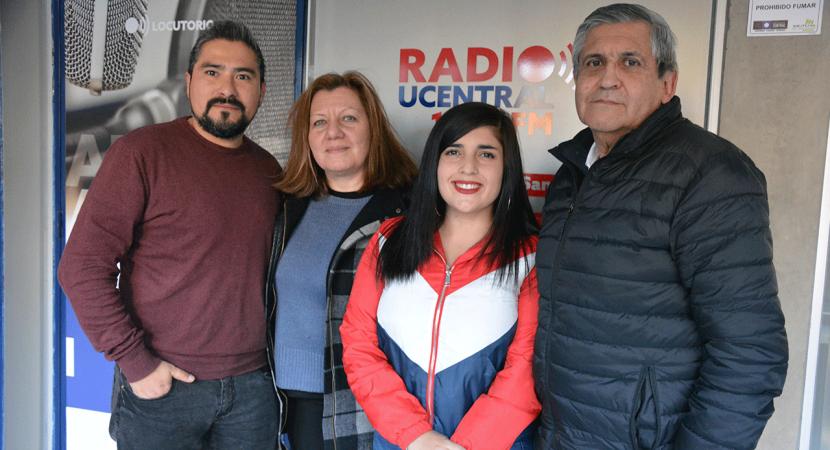 Estudiante de Trabajo Social relata su experiencia en España y las diferencias que existen con Chile