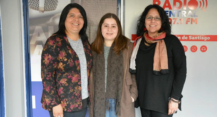 Periodista de la Universidad Central comparte su experiencia sobre su documental «Visibles»con el que ha participado en diversos festivales