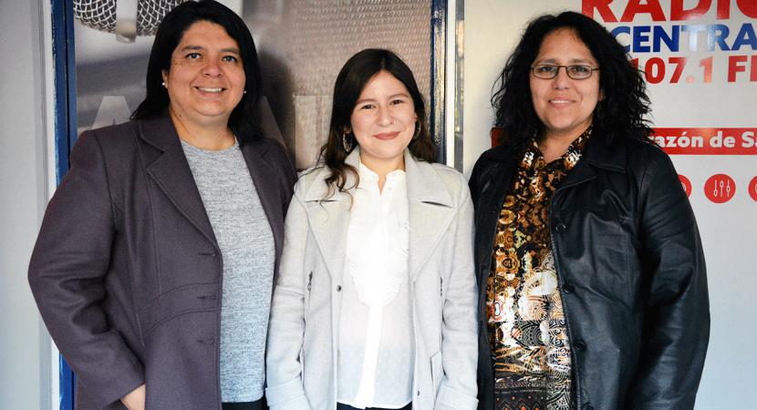 Subdirectora de Derecho Penal de la Asociación de Abogadas Feministas habló sobre los derechos de las mujeres