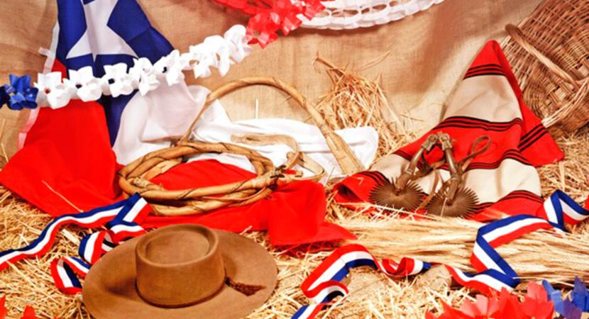 Santiago da el vamos a las celebraciones de Fiestas Patrias con los tradicionales tijerales