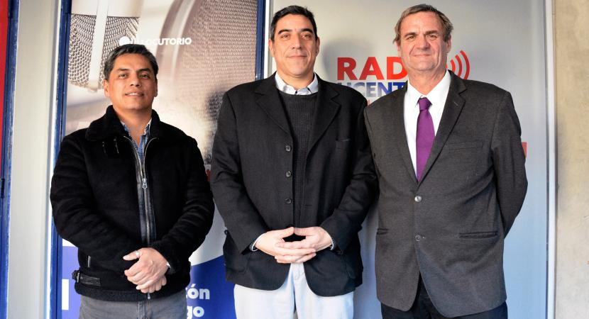 Arquitecto de la Universidad Central Pablo Flores se refiere a la convivencia vial de los chilenos
