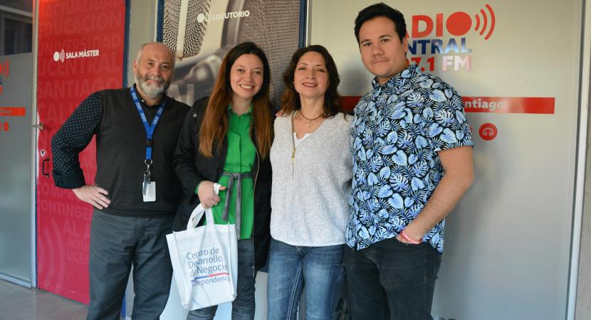 Empresarios del mundo culinario chileno comparten sus historias de emprendimiento