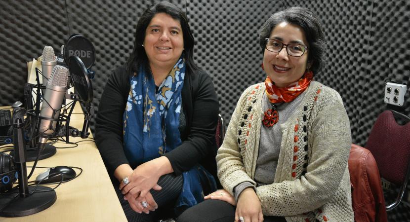 Académica de la Universidad de Santiago Claudia Vargas reflexionó sobre la lucha contra el machismo en Chile