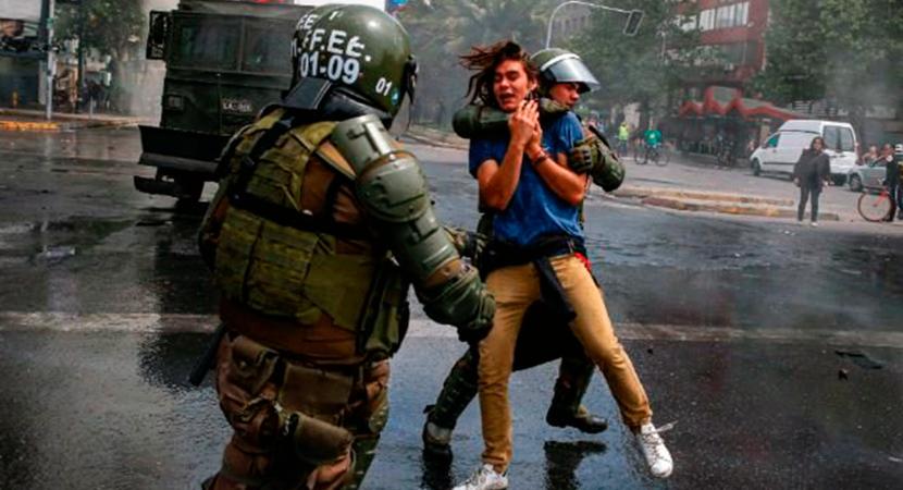 Comisión de Derechos Humanos de la Cámara condenó casos de violaciones de DD.HH. durante protestas sociales