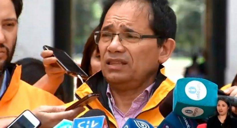 """Director del INDH: """"No estamos en guerra con la PDI ni con Carabineros"""""""
