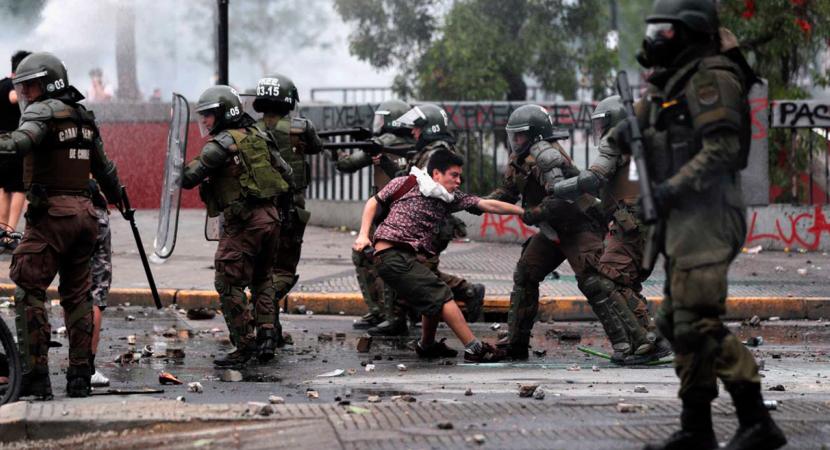 Amnistía Internacional anuncia misión de investigación para documentar posibles violaciones de DDHH durante protestas en Chile