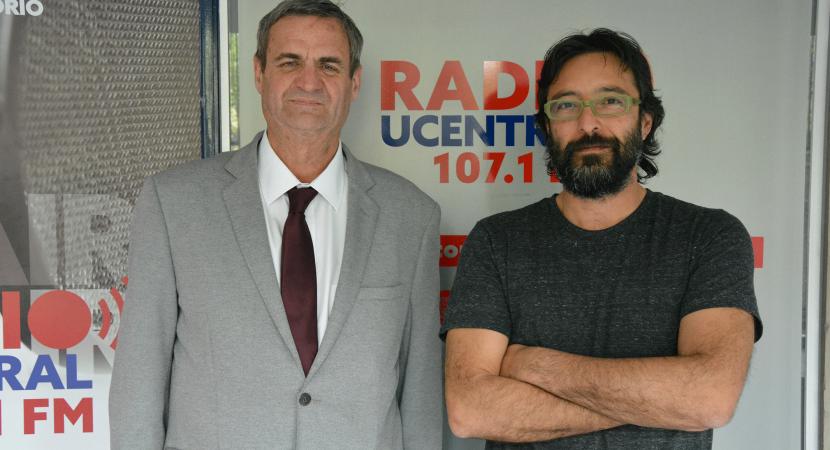 Ecólogo Paisajista Manuel Suzarte entregó detalles sobre los aportes que su profesión entrega a la comunidad