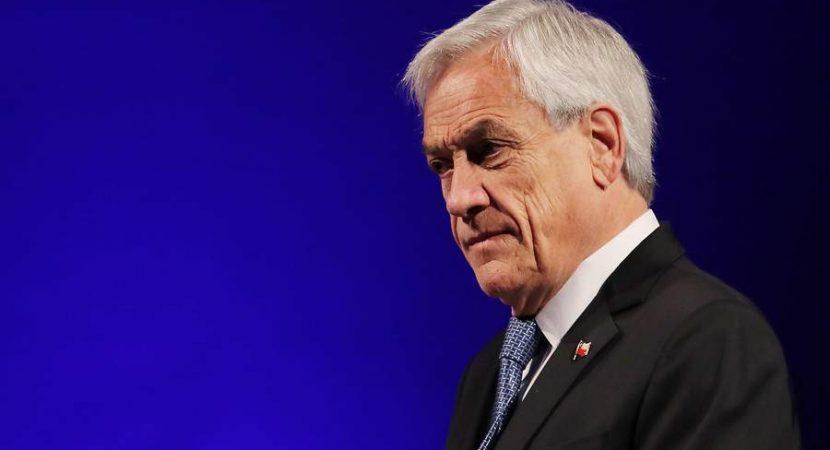 Presidente Sebastián Piñera anuncia proyecto para postergar elecciones de constituyentes, gobernadores regionales, alcaldes y concejales