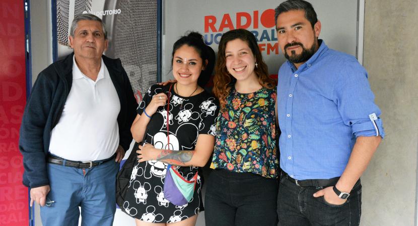 Cantautoras chilenas comparten su experiencia en el mundo de la música juvenil de nuestro país