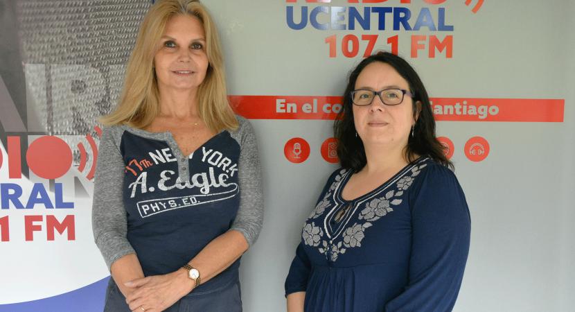 Periodista Magdalena Radrigán comparte sus conocimientos sobre las comunicaciones en caso de desastres