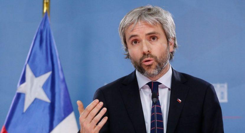 Ministro Gonzalo Blumel anuncia modernización de las policías para mejorar capacidad y tecnología