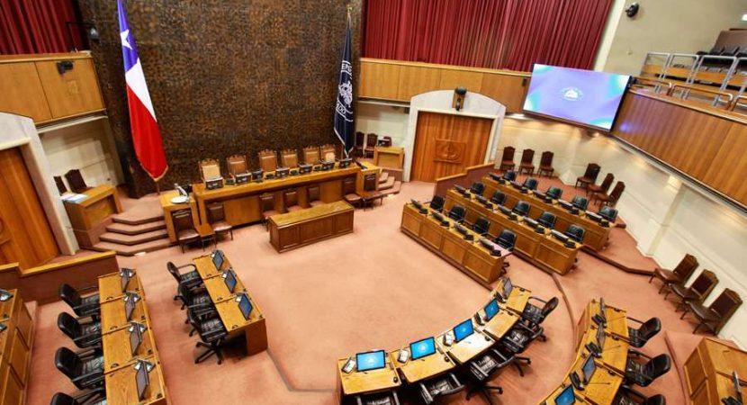 Senado aprueba proyecto que asegura paridad en proceso constituyente
