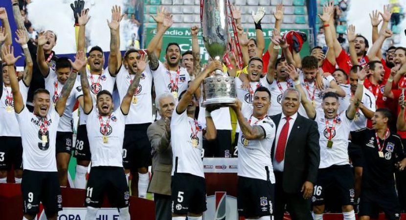 Colo Colo se transforma en  campeón de Copa Chile 2019
