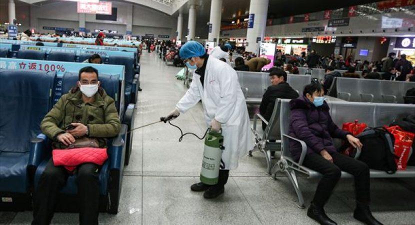 25 personas han muerto en China debido a transmisión del coronavirus