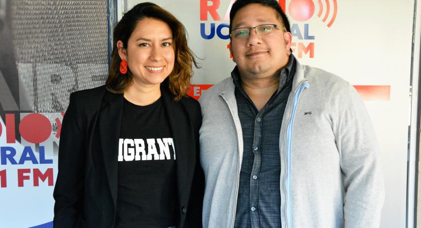 Kike Ortega bajista de Trío Cuba comparte su experiencia con la salsa en Chile