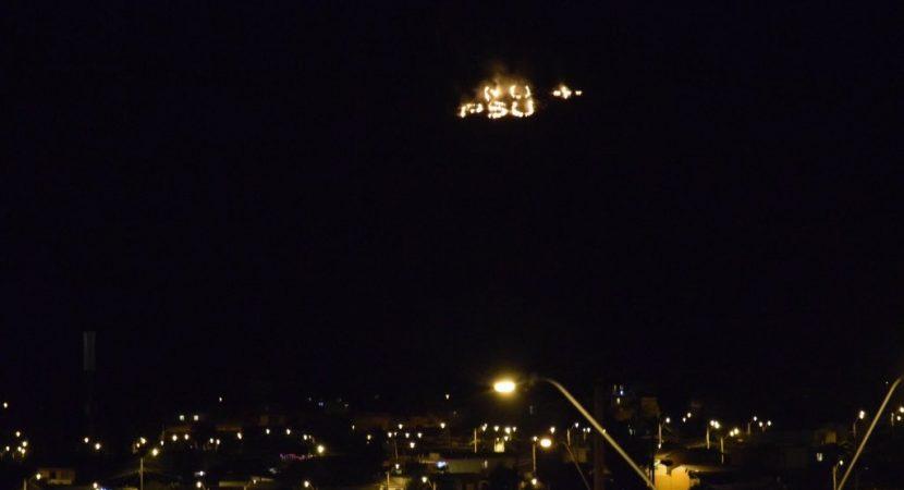 Desconocidos encienden mensaje contra la PSU en Vallenar
