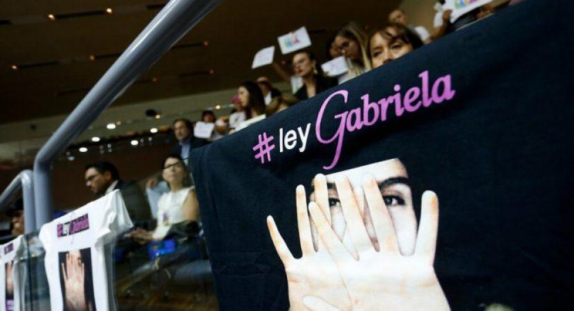 Cámara de Diputados aprueba Proyecto de Ley Gabriela