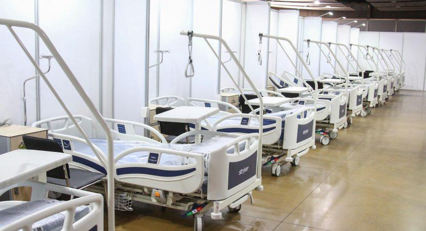 Cifra diaria de coronavirus mantiene en línea crítica a los servicios hospitalarios