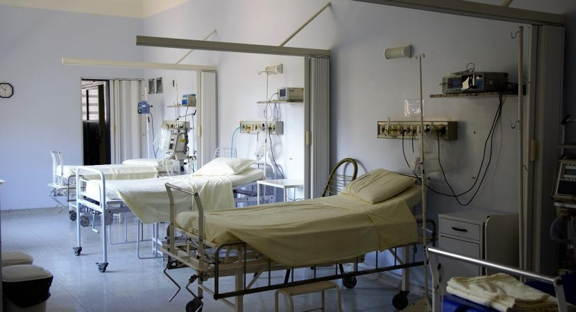Ocupación de camas de hospital llega al 78% en el país