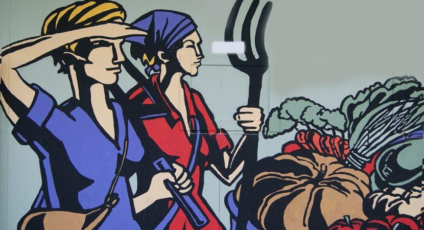 Conmemoración día de la mujer Observatorio de Masculinidades
