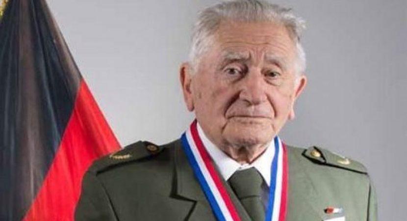 Muere padre de ministro Salud Enrique Paris a la edad de 98 años