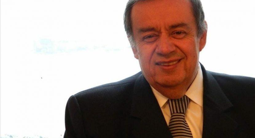 A los 67 años fallece ex alcalde de Valparaíso Hernán Pinto