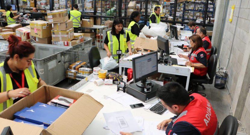 El 2020 Aduanas ha decomisado 5,2 millones de unidades de productos falsificados