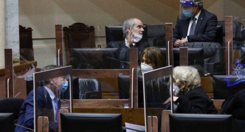 Senado rechaza reforma constitucional impulsada por la Cámara de Diputadas y Diputados