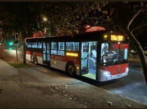 Transporte público capitalino cambia su horario desde este miércoles