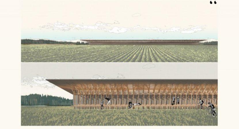 Talento centralino es premiado en Concurso de Arquitectura de la Semana de la Madera