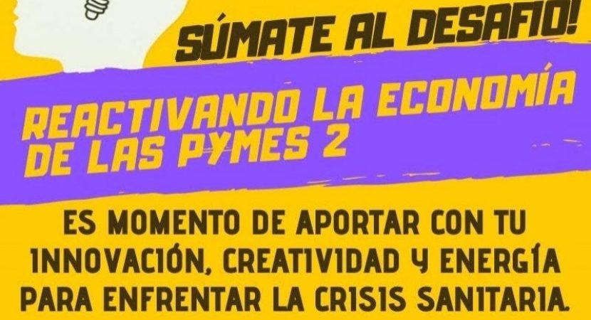 Propuestas para reactivar las Pymes diseñaron estudiantes de Ingeniería Comercial
