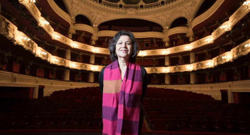 Soprano y académica Miryam Singer recibe el Premio Nacional de Artes Musicales 2020